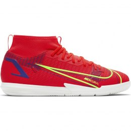 Buty piłkarskie Nike Mercurial Superfly 8 Academy IC Junior CV0784 600